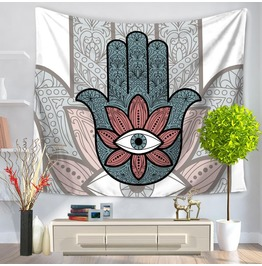 Unique Print Wall Tapestries D23
