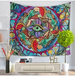 Unique Print Wall Tapestries D24