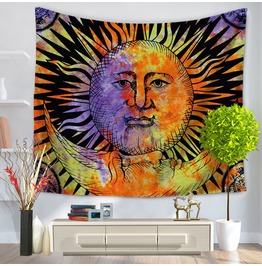 Unique Print Wall Tapestries D26
