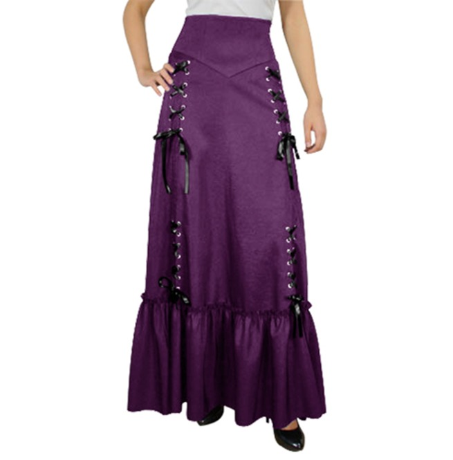 rebelsmarket_black_purple_or_red_long_victorian_ruffle_gothic_gypsy_skirt_regand_plus_size_skirts_2.jpg
