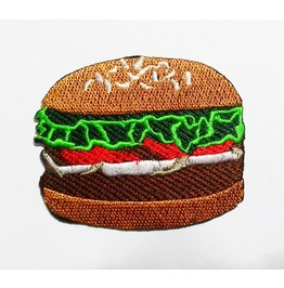 Hamburger Cute Patch.
