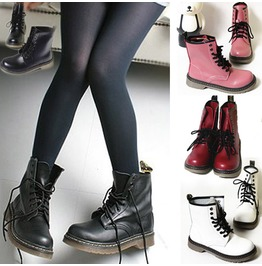 Punk Boots / Botas Punk Wh097