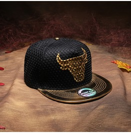 High Fashion Bulls Baseball Cap,Adjustable Casual Sun Hat