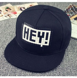Just To Say Hey! Hip Hop Street Fashion Sun Hat,Casual Baseball Cap