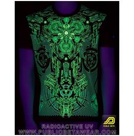 Radioactive Uv Blacklight Reactive
