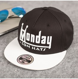 Week 1 7 Days Hip Hop Style Baseball Caps,Personalized Casual Trucker Caps