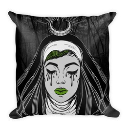Sister Sinner Pillow