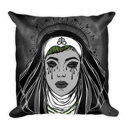 Satanic Sinner Pillow