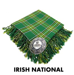 Scottish Tartan Fly Plaid Shawl Plaid Fabric Kilt Shawl