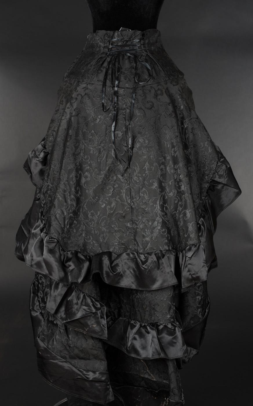 rebelsmarket_black_brocade_adjustable_long_bustle_3_layer_ruffle_victorian_goth_skirt__skirts_2.jpg