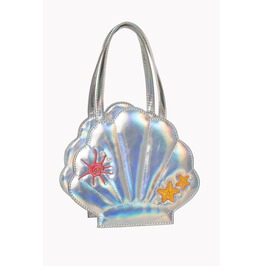 Banned Apparel Holographic Ariel Bag