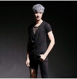 Fashion Men O Neck Short Sleeve Casual T Shirts Mens Slim T Shirt Tops