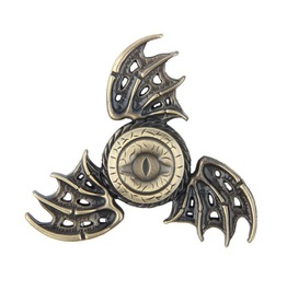 Tri Spinner Dragon Eye Game Of Thrones Metal Fidget Spinner