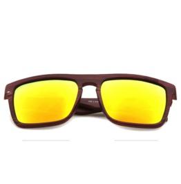 Woody On Shroomies Sunglasses (Natural Series)