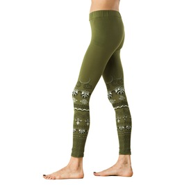Tribal Warrior Leggings Rave Leggings