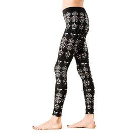 Monkey Space Trip Legging Rave Clothing