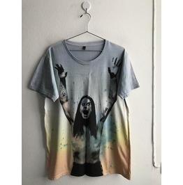 Ozzy Pop Rock Fashion Tie Dye T Shirt L