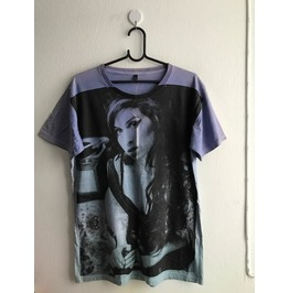 Amy Winehouse Pop Rock Fashion Indie Tie Dye T Shirt L