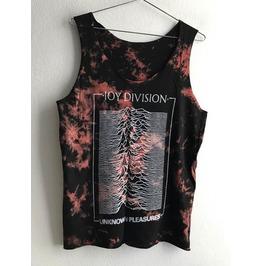 Sale! Japanese Joy Division Fashion Tie Dye Vest Unisex Tank Top