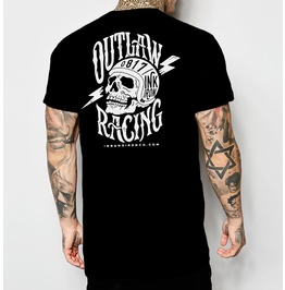 Outlaw Racing Mens Jersey T Shirt