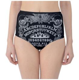 Ouija High Waste Bikini Bottom