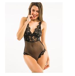 Sexy Bodysuit Lace Lingerie L6