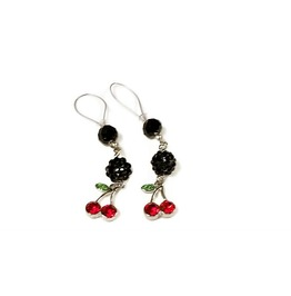 Cherries Nipple Noose Nipple Loops Non Piercing Nipple Jewelry