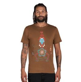 Shiva Kali T Shirt Heavy Metal T Shirt