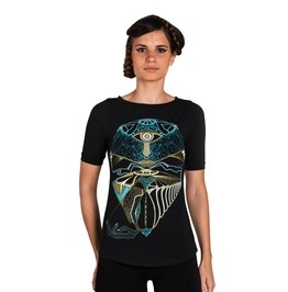Alien Eye Of The Mind Women's T Shirt