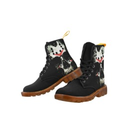 Friday The 13th Gents Combat Boots