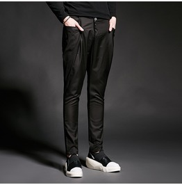 Hot Mens Low Rise Casual Pencil Harem Pants