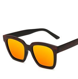 Retro Tainted Glasses Sunglasses
