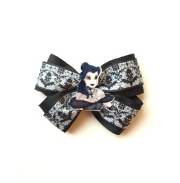 Belle Beauty Gothic Princess Bow
