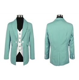 Fashion Men Stylish Coat Korean Blazer Slim Fit Suit Fashion Button Lapel