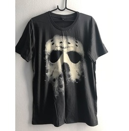 Skull Fashion Punk Rock Gothic Rock T Shirt M
