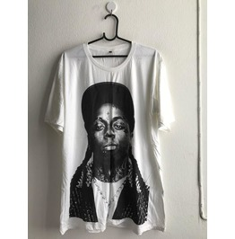 Lil Wayne Weezy Hip Hop Rap Soul R&B Fashion Unisex T Shirt Xl