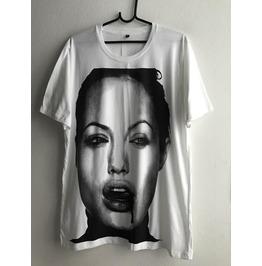 Angelina Jolie Movie Star T Shirt Xl