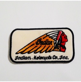 Embroidered Native Indian Iron On Patch.