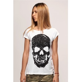 Pirate Skull Snake Legend Women T Shirt
