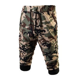 Men's Casual Camouflage Jogger Shorts