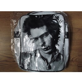 Sid Vicious Messenger Shoulder Flight Bag Cross Body Sex Pistols Punk