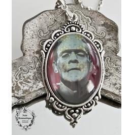 Frankenstein's Monster Pendant