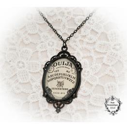 Ouija Necklace 30x40mm