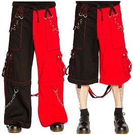 Gothic Bondage Pant Cyber Punk Rave Tripp Chain Goth Techno Punk Rock Pants