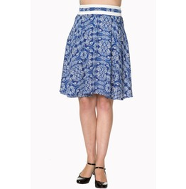 Banned Clothing Celestial Circle Skirt