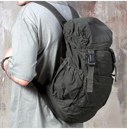 Vintage Minimal Military Cotton Backpack 64