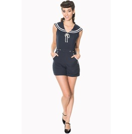 Banned Clothing Bianca Playsuit