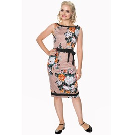 Banned Clothing Adalyn Pencil Dress