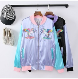 Unicorn Jacket / Chaqueta Unicornio Wh370