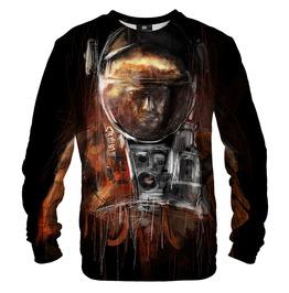Astronaut Cotton Sweater